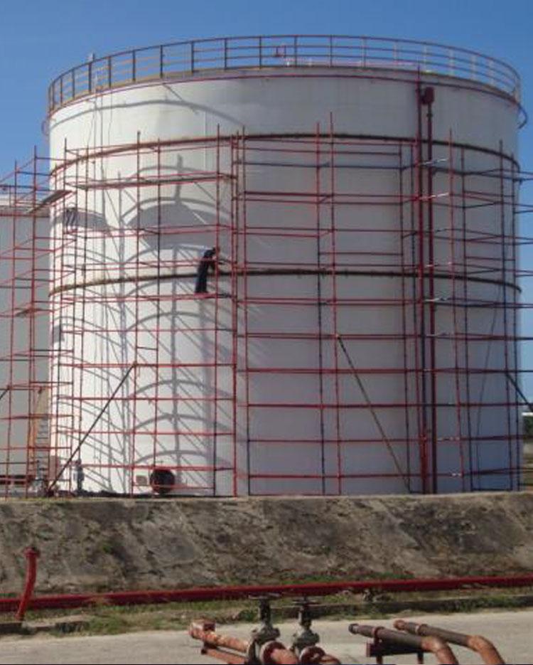 Tank Facilities Maintenance