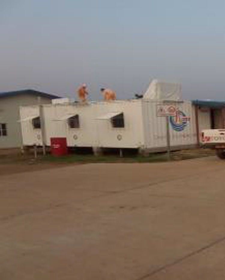 Camp Maintenance Works